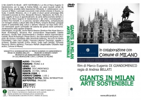 Film GIANTS IN MILAN - Sustainable Art - ETHICANDO Association