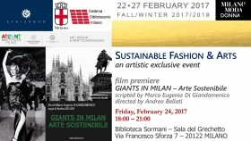 02.24.2017 - Sustainable Fashion & Arts - ETHICANDO Association